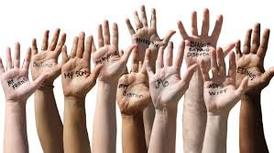 Eetstoornis handen